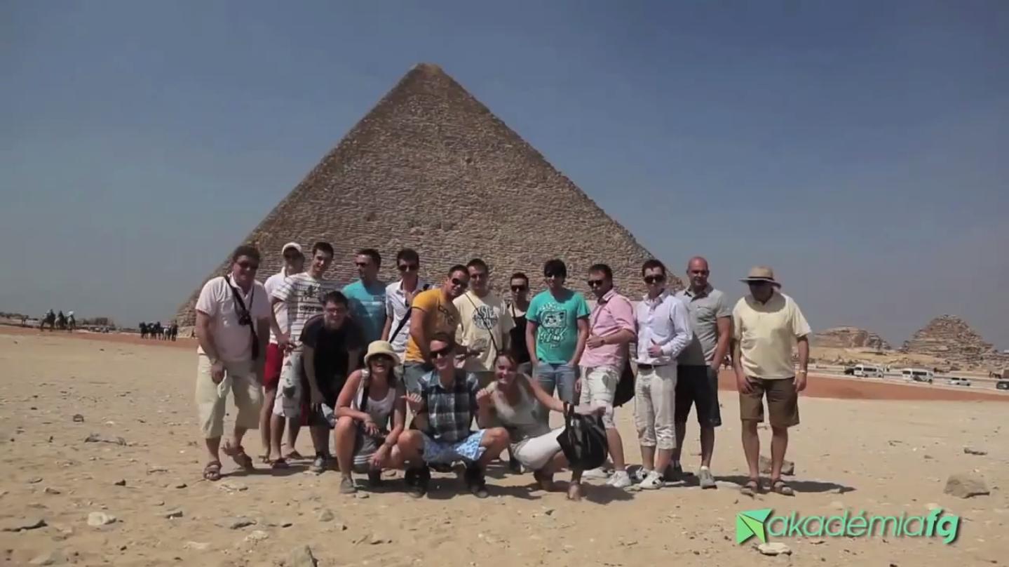 Akadémia FG Trip – Egypt 2011